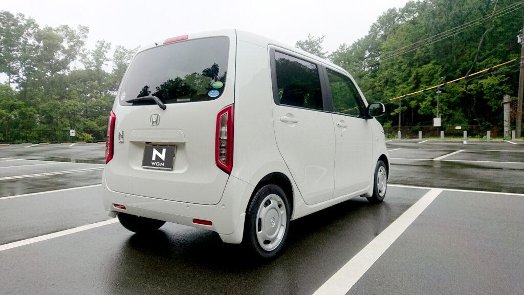 新型 N-WGN 斜後